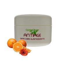 ANTIAGE 100 ml. Crema corpo antinvecchiamento della pelle, con oli esse