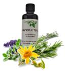 OIL014-50 1 con fiori