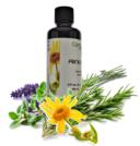 OIL014-50 2 con fiori