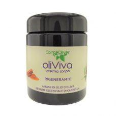 Conte Oliver crema corpo olio di oliva e cannella CRM102 250 ml